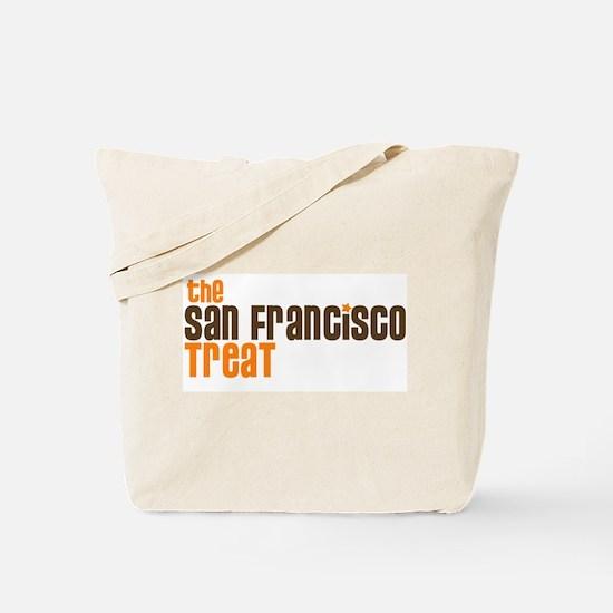 SF TREAT Tote Bag
