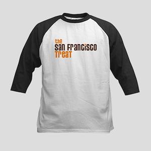 SF TREAT Kids Baseball Jersey