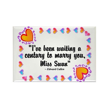 Breaking Dawn Rectangle Magnet (100 pack)