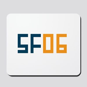 SF06 Mousepad