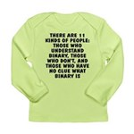 There are 11 kinds Long Sleeve Infant T-Shirt