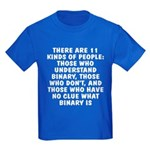There are 11 kinds Kids Dark T-Shirt