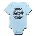 There are 10 kinds Infant Bodysuit
