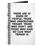 There are 10 kinds Journal