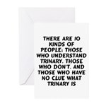 There are 10 kinds Greeting Cards (Pk of 20)