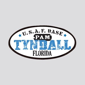 Tyndall Air Force Base Patches