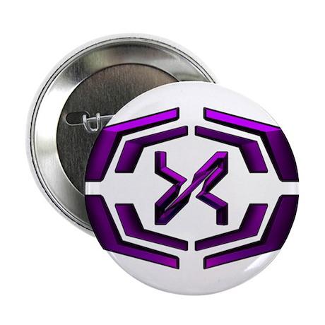 "XoO 2.25"" Button (100 pack)(Purple)"