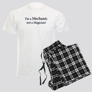 I'm a Mechanic not a Magician! Men's Light Pajamas