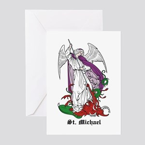 St. Michael Greeting Cards (Pk of 10)