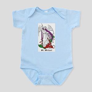 St. Michael Infant Creeper