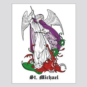 St. Michael Small Poster