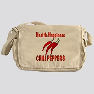 Chili Pepper Happiness Messenger Bag