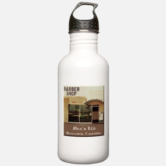 Men's Ltd Barber Shop Water Bottle