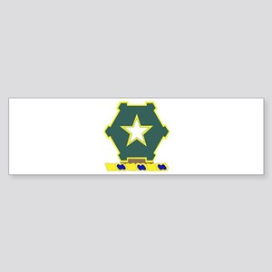 DUI - 1st Bn - 36th Infantry Regt Sticker (Bumper)