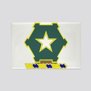 DUI - 1st Bn - 36th Infantry Regt Rectangle Magnet