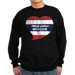 I love Thailand Sweatshirt (dark)