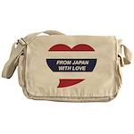 I love Thailand Messenger Bag