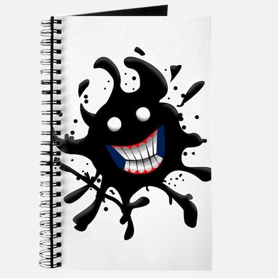 Oil Spill Smile Journal
