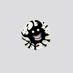 Oil Spill Smile Mini Button