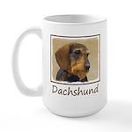 Dachshund (Wirehaired) 15 oz Ceramic Large Mug