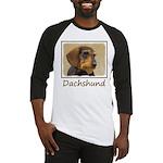 Dachshund (Wirehaired) Baseball Jersey