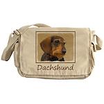 Dachshund (Wirehaired) Messenger Bag