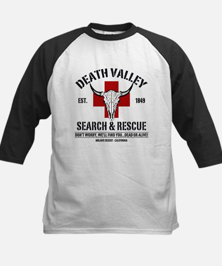 DEATH VALLEY SEARCH & RESCUE Kids Baseball Jersey