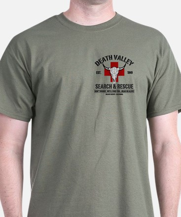DEATH VALLEY SEARCH & RESCUE T-Shirt