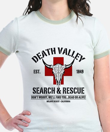 DEATH VALLEY SEARCH & RESCUE T