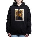 Dachshund (Wirehaired) Women's Hooded Sweatshirt