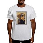 Dachshund (Wirehaired) Light T-Shirt