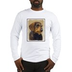 Dachshund (Wirehaired) Long Sleeve T-Shirt