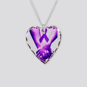 For My Wife Necklace Heart Charm