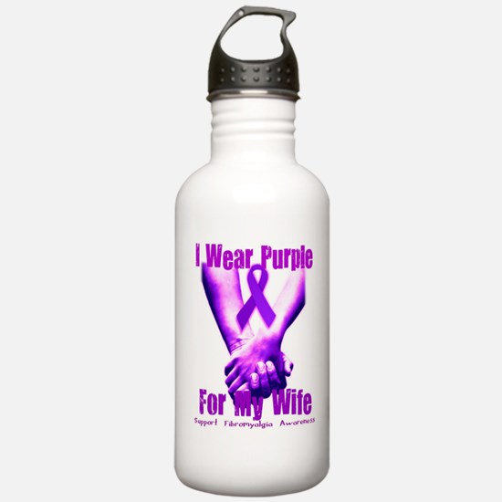 For My Wife Water Bottle