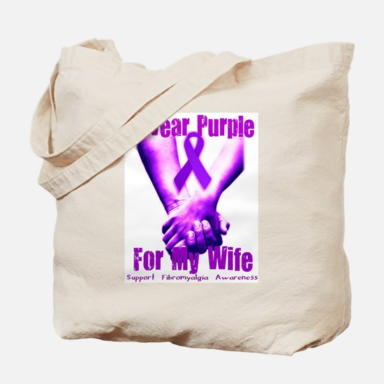 For My Wife Tote Bag