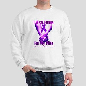 For My Wife Sweatshirt