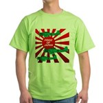 Zero-Fighter Green T-Shirt