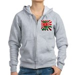 Zero-Fighter Women's Zip Hoodie
