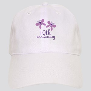 10th Anniversary (Wedding) Cap