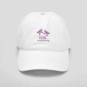50th Anniversary (Wedding) Cap