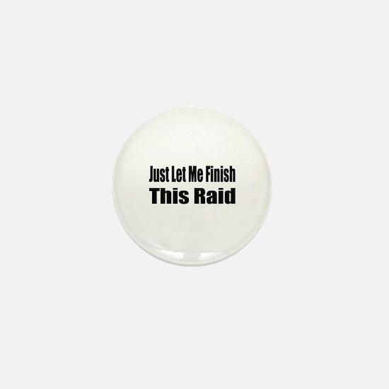 Cute Wow Mini Button