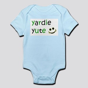 """""""Yardie Yute"""" Infant Creeper"""