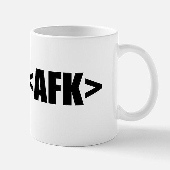 Funny Afk gamer Mug