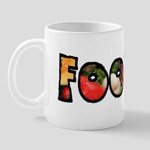 Foodie, food drink lover Mug