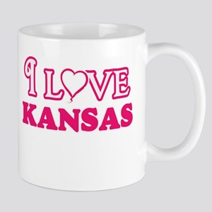 I love Kansas Mugs