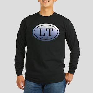 Lake Tahoe LT Blue Water Long Sleeve Dark T-Shirt