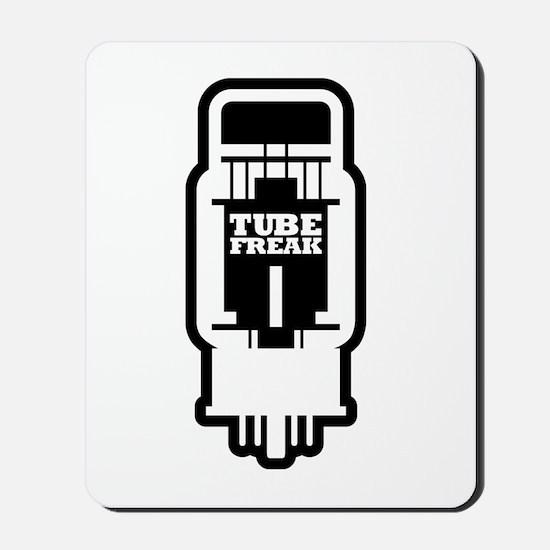 Tube Freak Mousepad