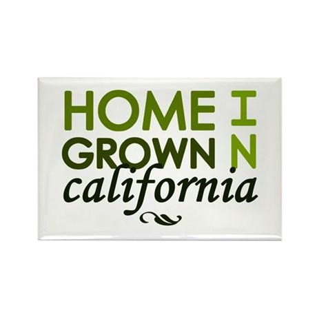 'California' Rectangle Magnet (10 pack)
