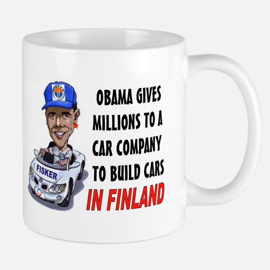 SPEND SPEND SPEND Mug