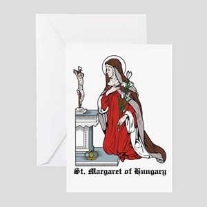 St. Margaret Greeting Cards (Pk of 10)